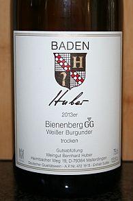 Bernard Huber Weisser Burgunder