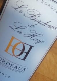 Le Bordeaux de La Haye, 2014, Bordeaux, Frankrijk