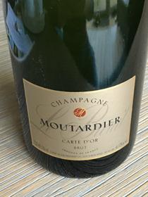 Champagne Moutardier Brut, AC Champagne, Frankrijk