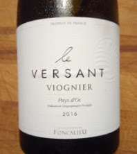 Le Versant Viognier, een druif met kwaliteit