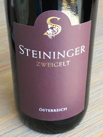 Steininger Novemberlese Zweigelt 2015, Niederöstereich, Oostenrijk