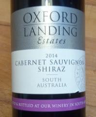 Oxford Landing Cabernet Sauvignon / Shiraz, 2014, Zuid Australië