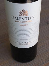 Salentein Barrel Selection Malbec 2016, Valle de Uco, Mendoza, Argetinië