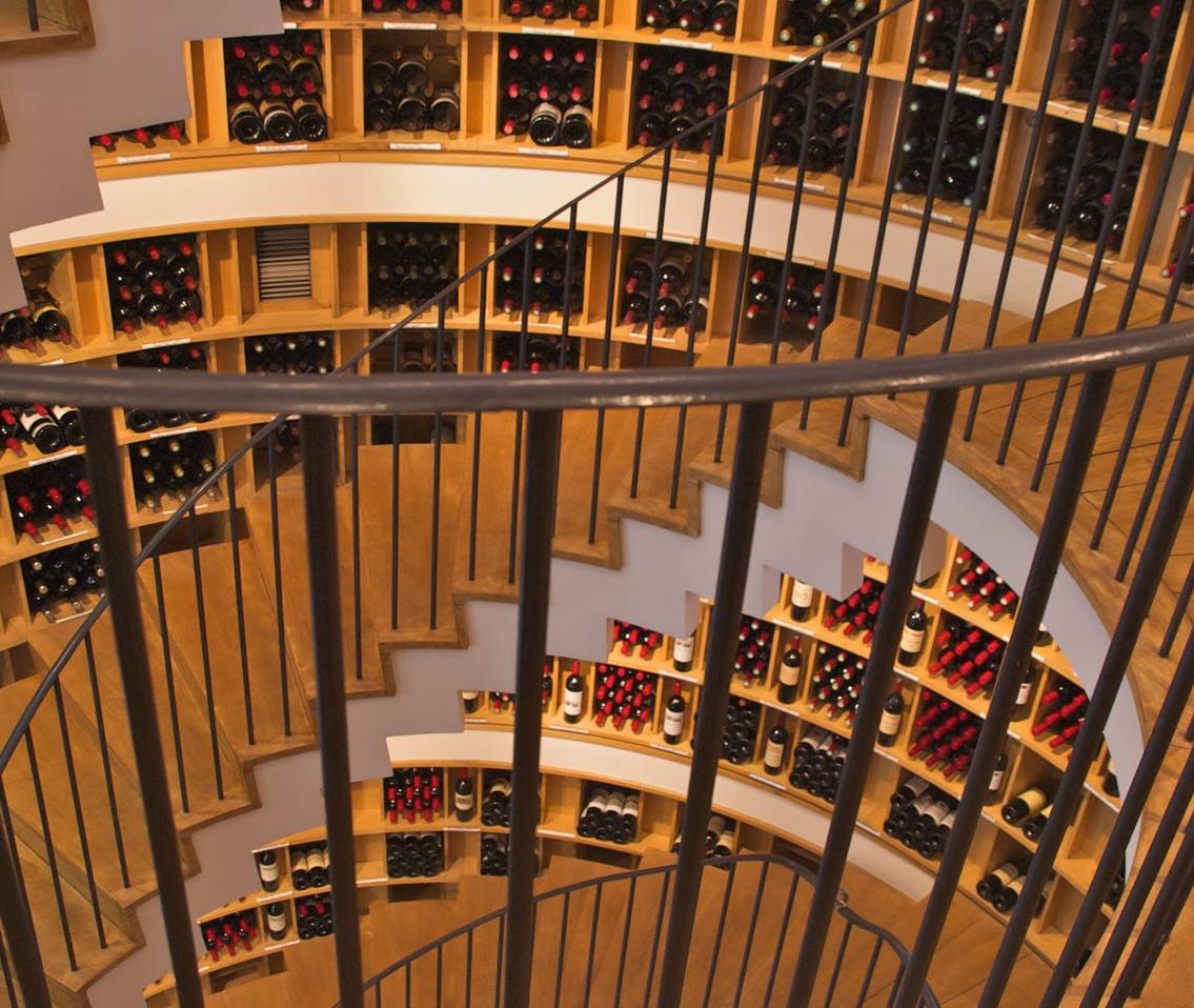 Mooiste wijnwinkels