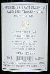 Weingut Thorle