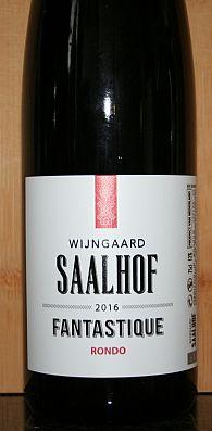 Wijngaard Saalhof Fantastique Rondo