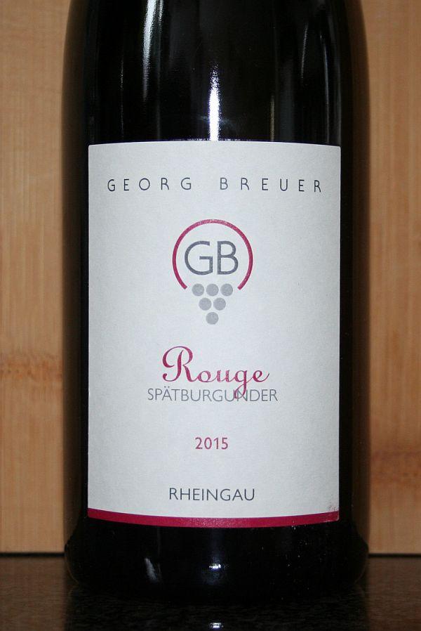 Georg Breuer Rouge
