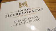 Oude Heerengracht, Chardonnay / Chenin Blanc