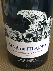 Mar de Frades 2016, DO Rias Baixas, Spanje