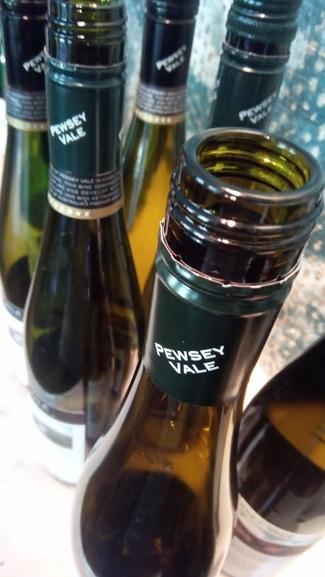 Pewsey Vale Vineyard schroefdop wijn