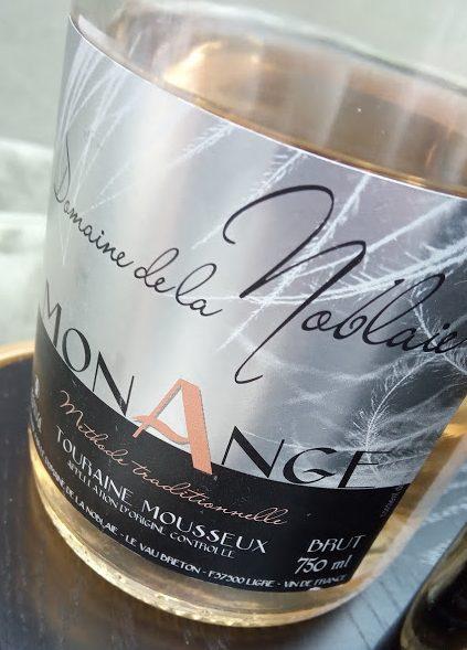 Wijn uit de Loire past bij elke maaltijd Crémant Touraine