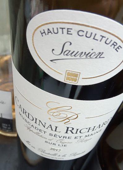 Wijn uit de Loire past bij elke maaltijd Muscadet sèvre et Maine sur lie