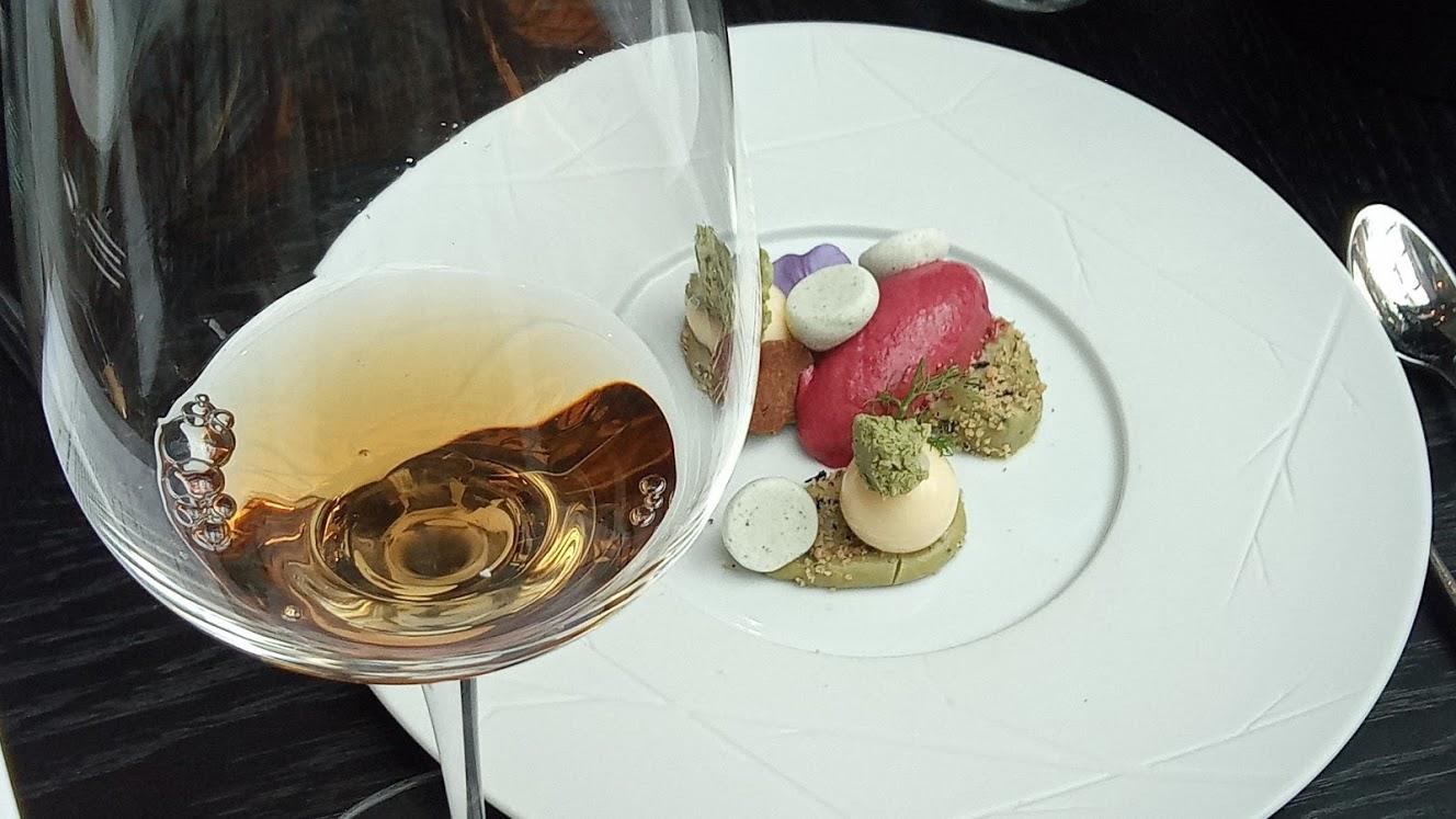 Wijn uit de Loire past bij elke maaltijd dessert
