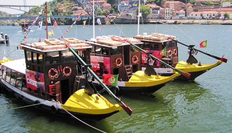 Douro wijngebied en de shippers
