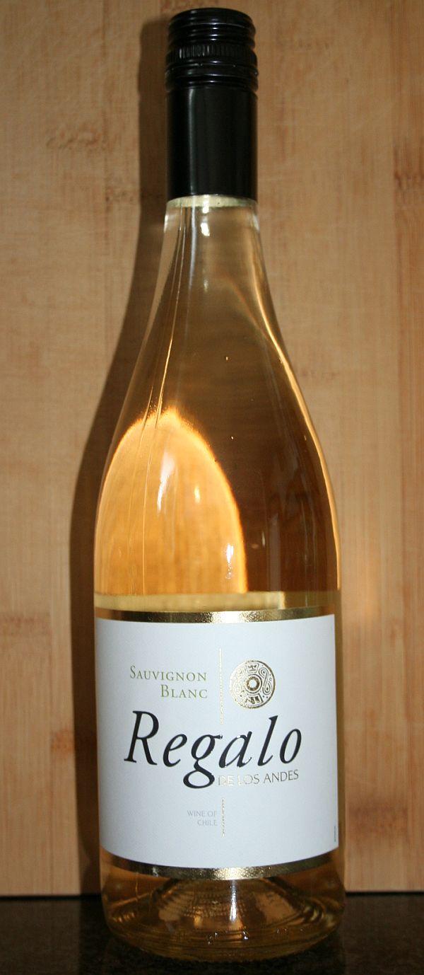 Regalo de los Andes Sauvignon Blanc