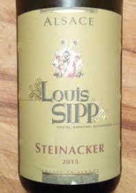 Louis Sipp Steinacker, Elzas 2015, Frankrijk