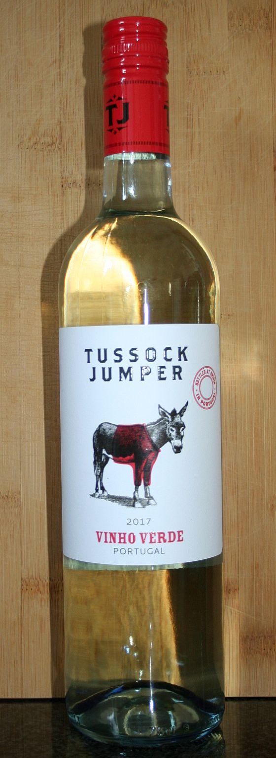 Tussock Jumper Vinho Verde
