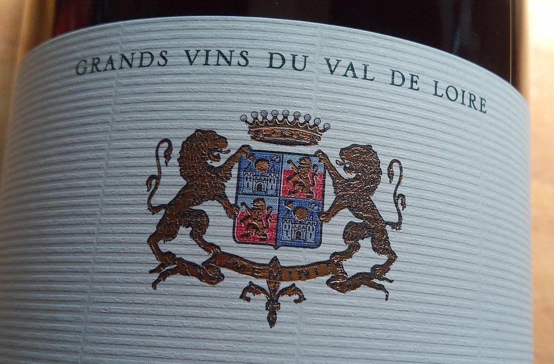 Sancerre Rouge Gall & Gall, De Villebois, 2016, Loire wijnreview