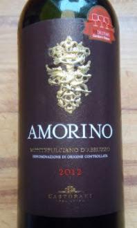 Amorino van Castorani, 2012, Montepulciano d'Abruzzo, Italië