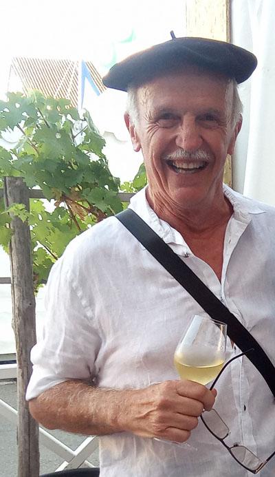 De oude directeur van Plaimont producteurs André Dubosc