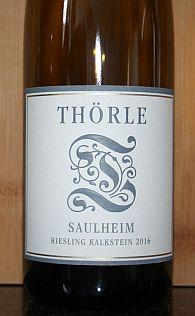 Thorle Saulheim Riesling