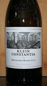 Klein Constantia Sauvignon Blanc