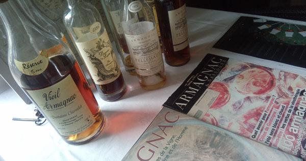 Plaimont producteurs, niet alleen maar wijnen, maar ook heerlijke Armagnac