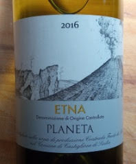 Planeta Etna Bianco, DOC Etna 2016, Sicilië