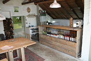 proeflokaal Wijngaard de Frysling