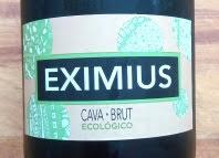 Eximius Cava Brut, biologisch mousserend uit Spanje