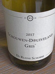 Schouwen-D®uivenland Gris+ 2017, BGA Zeeland, Nederland