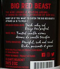 Big Red Beast