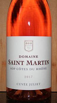 Domaine Saint Martin Cuvee