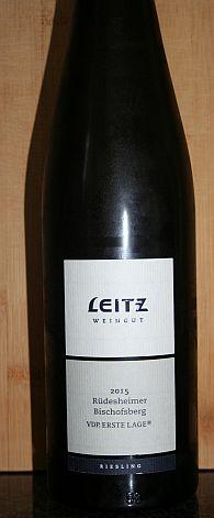 Leitz Bischofsberg Riesling