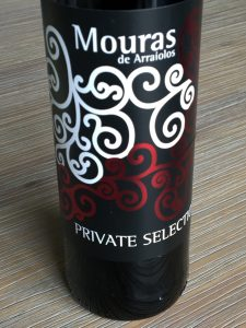 Mouras de Arraiolos Private Selection 2017, IG Alentejano, Portugal