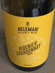Neleman Viognier Chardonnay 2017, DO Valencia, Spanje