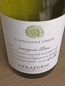 Errazuriz Sauvignon Blanc Aconcagua Costa 2016, DO Aconcagua Costa, Chili