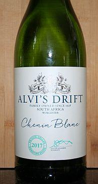 Alvis Drift Chenin Blanc