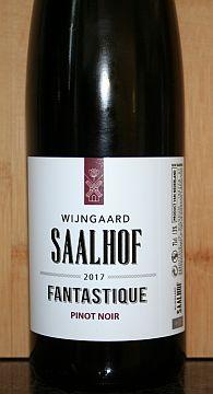 Wijngaard Saalhof Pinot