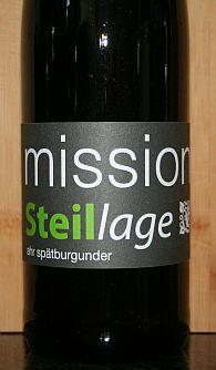 Dagernova Mission Steillage
