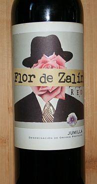 Flor de Zalin Red