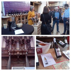 Mooie wijnen en gezelligheid op het Wijnfestival Groningen met heerlijke wijnen