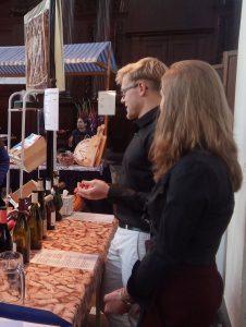 Mooie wijnen en gezelligheid op het Wijnfestival Groningen met wijnimporteurs