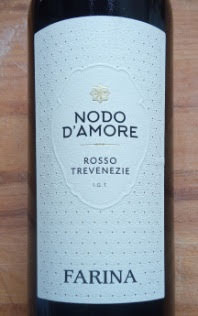 Nodo d'Amore Rosso Trevenezie, Farina, I.G.T., 2016, Veneto, Italië