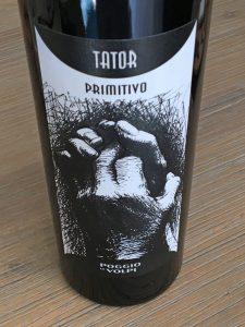 Tator Primitivo 2017, IGP Puglia, Italië