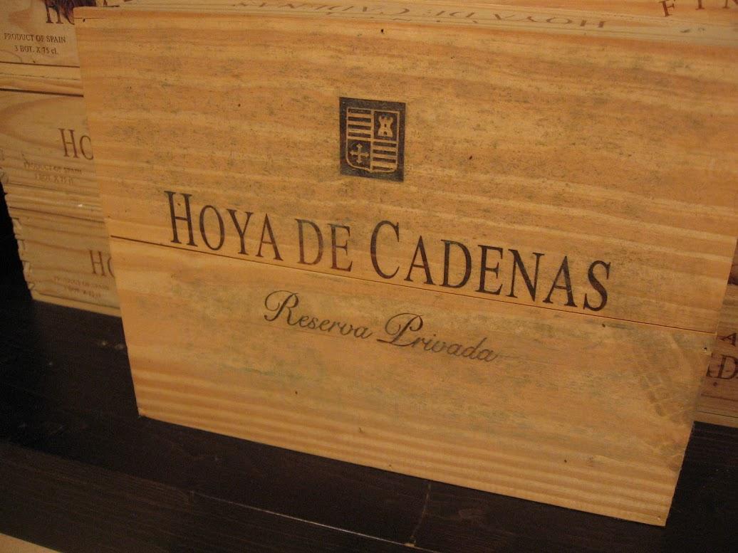 Vicente Gandia is de beste wijnhuis van 2018 hoya de cadenas