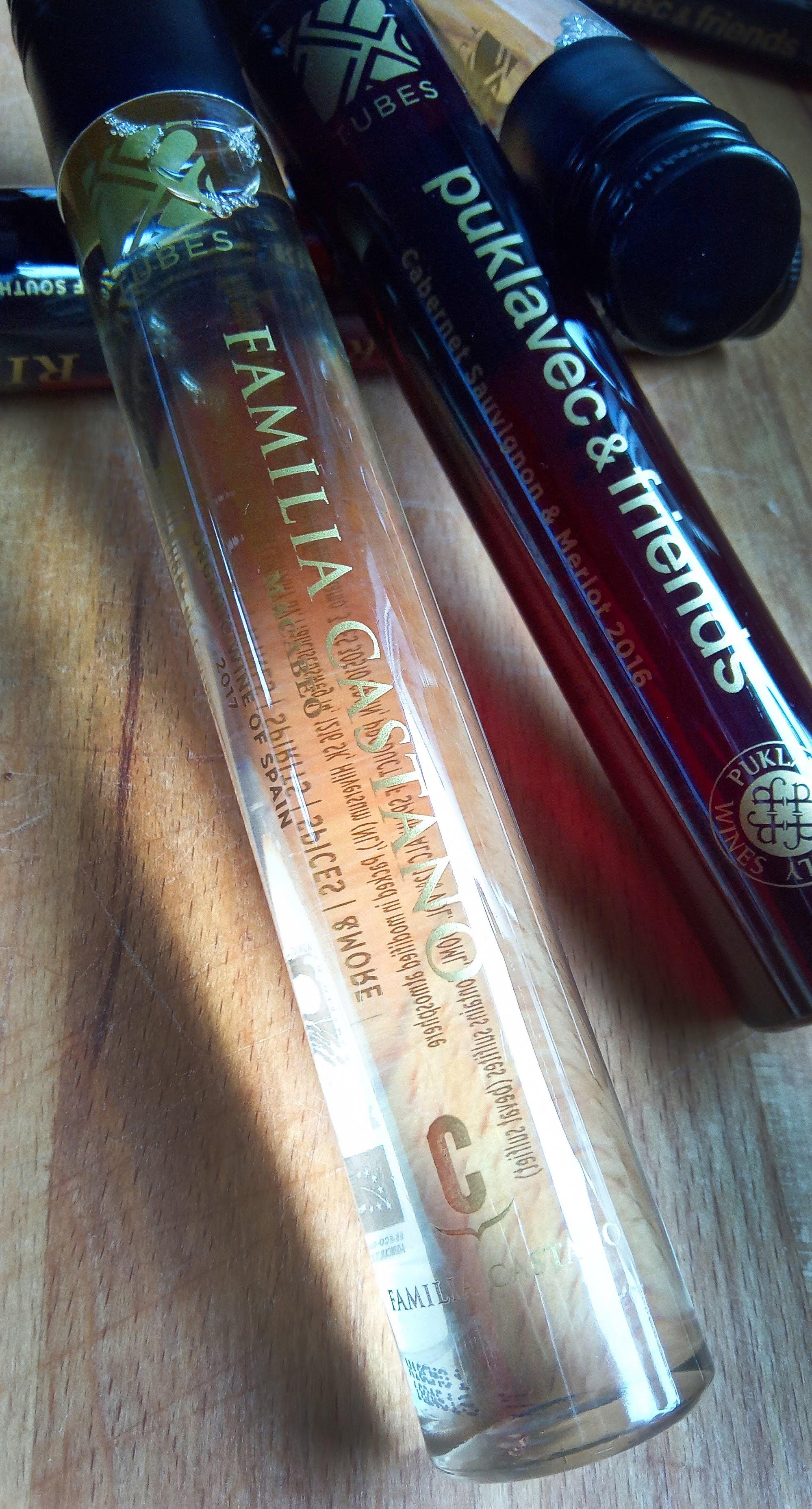 wijn in tubes familia castano witte wijn