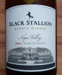 Black Stallion Chardonnay, Napa Valley, 2016, USA