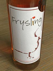 Frysling Rosé 2017, Friesland, Nederland