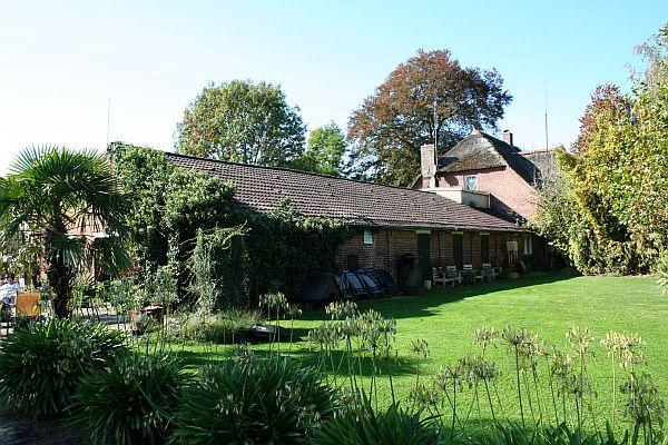 Wijngaard Hesselink Regent op een mooie locatie in Winterswijk